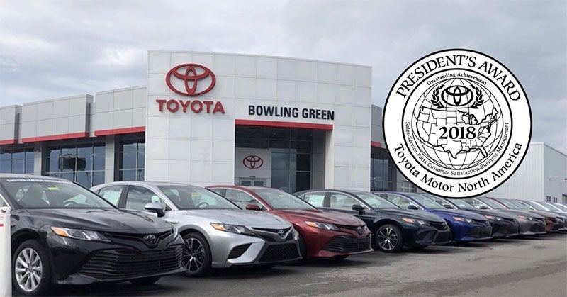 Toyota Of Bowling Green >> Stumbo Automotive Toyota Of Bowling Green Henderson Ford